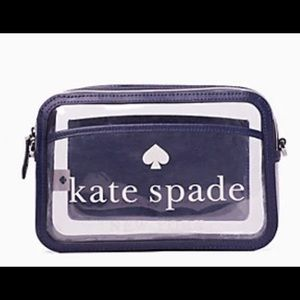 Kate Spade Transparent Camera Bag